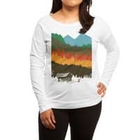 Hunting Season - womens-long-sleeve-terry-scoop - small view