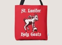Holy Goats - tote-bag - small view