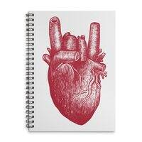 Party Heart! - spiral-notebook - small view