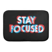Stay Focused - bath-mat - small view