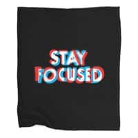 Stay Focused - blanket - small view