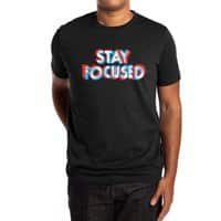 Stay Focused - mens-extra-soft-tee - small view