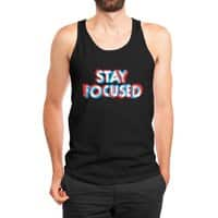 Stay Focused - mens-jersey-tank - small view