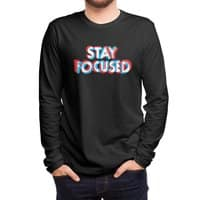 Stay Focused - mens-long-sleeve-tee - small view
