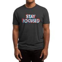Stay Focused - mens-triblend-tee - small view