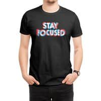 Stay Focused - mens-regular-tee - small view