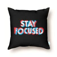 Stay Focused - throw-pillow - small view
