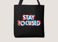 Stay Focused - tote-bag - small view