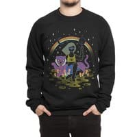 Psychedelic Sorceress - crew-sweatshirt - small view