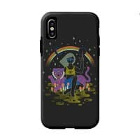 Psychedelic Sorceress - double-duty-phone-case - small view