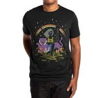 Psychedelic Sorceress - mens-extra-soft-tee - small view