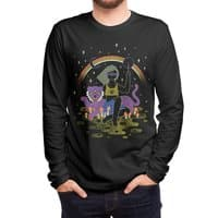Psychedelic Sorceress - mens-long-sleeve-tee - small view