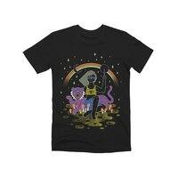 Psychedelic Sorceress - mens-premium-tee - small view