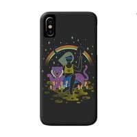 Psychedelic Sorceress - perfect-fit-phone-case - small view
