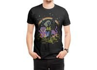 Psychedelic Sorceress - mens-regular-tee - small view