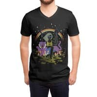 Psychedelic Sorceress - vneck - small view