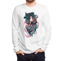 Beauty and the Beast - mens-long-sleeve-tee - small view