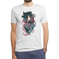 Beauty and the Beast - mens-triblend-tee - small view