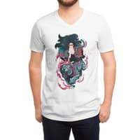 Beauty and the Beast - vneck - small view