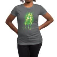 Cleaning Up Town - womens-regular-tee - small view