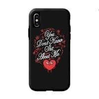 You Don't Know Me - double-duty-phone-case - small view