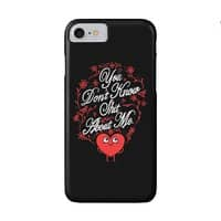 You Don't Know Me - perfect-fit-phone-case - small view