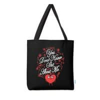 You Don't Know Me - tote-bag - small view