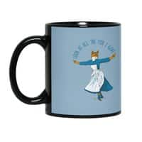 Look At All The Fox I Give - black-mug - small view
