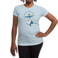 Look At All The Fox I Give - womens-regular-tee - small view