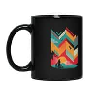 Bike Ride - black-mug - small view