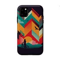 Bike Ride - double-duty-phone-case - small view