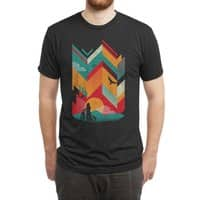 Bike Ride - mens-triblend-tee - small view