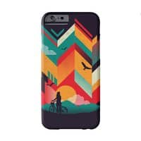 Bike Ride - perfect-fit-phone-case - small view