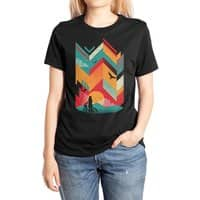 Bike Ride - womens-extra-soft-tee - small view