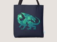 Night Dragonslayer - tote-bag - small view