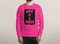 Life - french-terry-crew-sweatshirt - small view
