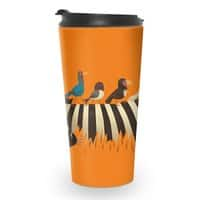 Abbey Zebra - travel-mug - small view