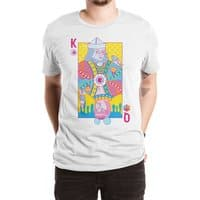 King of Nothing, Queen of Nowhere - mens-extra-soft-tee - small view
