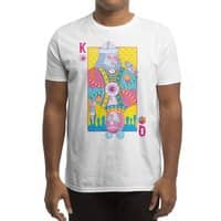 King of Nothing, Queen of Nowhere - mens-regular-tee - small view