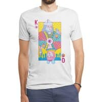 King of Nothing, Queen of Nowhere - mens-triblend-tee - small view