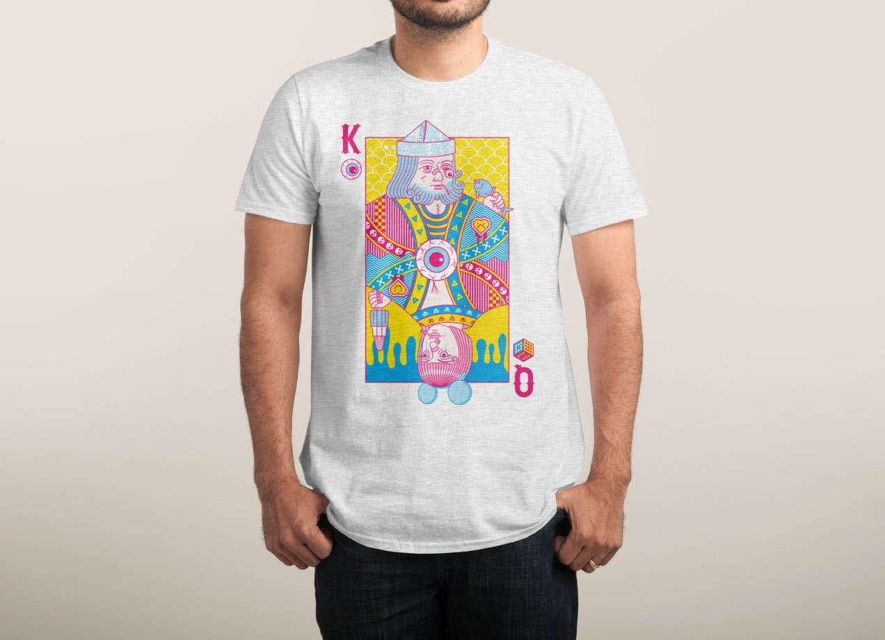 Shirt design card - Image