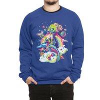 Rainbow Apocalypse - crew-sweatshirt - small view