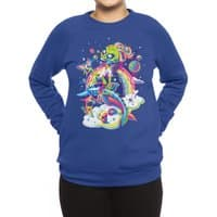 Rainbow Apocalypse - crew-sweatshirt - small view