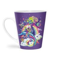 Rainbow Apocalypse - latte-mug - small view