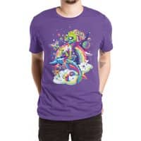 Rainbow Apocalypse - mens-extra-soft-tee - small view