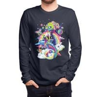 Rainbow Apocalypse - mens-long-sleeve-tee - small view