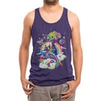 Rainbow Apocalypse - mens-triblend-tank - small view
