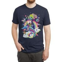 Rainbow Apocalypse - mens-triblend-tee - small view