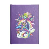 Rainbow Apocalypse - notebook - small view
