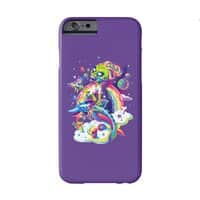 Rainbow Apocalypse - perfect-fit-phone-case - small view